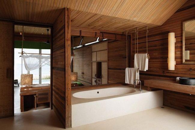 Гідроізоляція підлоги у ванній кімнаті в дерев`яному будинку своїми руками