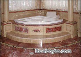 Інтер`єри ванної кімнати