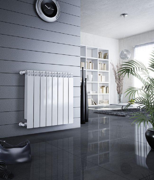 Італійські алюмінієві радіатори опалення - чому вони числяться сьогодні кращими на ринку?