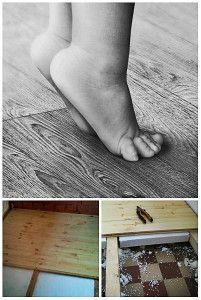 Як ефективно утеплити підлогу пінопластом?