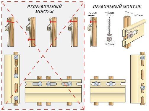 Як монтується вініловий сайдинг своїми руками: докладна інструкція