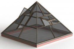 Як побудувати тепличні піраміди на городі своїми руками