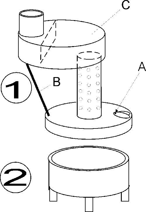 Як працює піч на відпрацьованому маслі