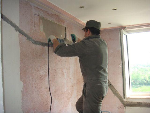 Як зробити ремонт стін своїми руками?