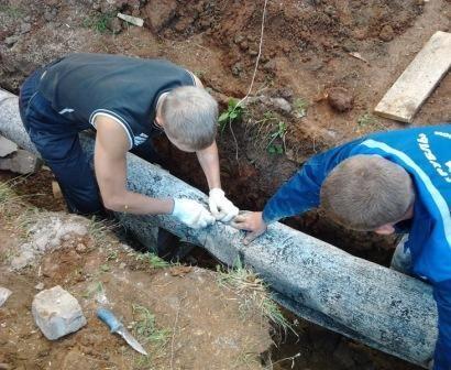 Як утеплити каналізаційну трубу в землі