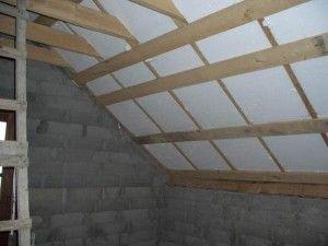 Як утеплити дах будинку пінопластом - якщо ви маєте намір це зробити, то наша стаття саме для вас!