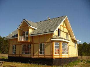 Канадська технологія будівництва будинків своїми руками. Що потрібно знати і врахувати