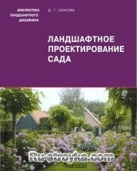 Ландшафтне проектування саду. Скакових а.м.