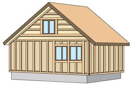 Обшивка дерев`яного будинку сайдингом своїми руками - поради по монтажу