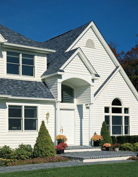 Оздоблення будинку сайдингом - як створити гарний фасад своїми руками