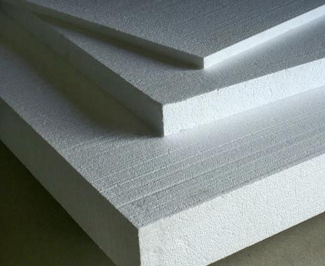 Пінопласт для утеплення будівельних конструкцій