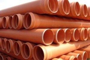 Пластикові труби для каналізації: технічні характеристики і стандарти