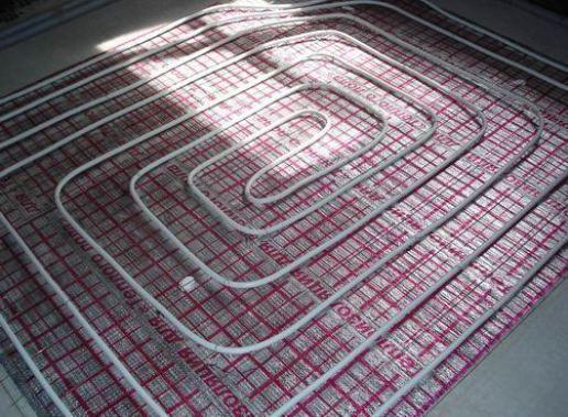 теплий плівковий підлогу під ламінат