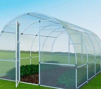 Розбірна теплиця з полікарбонату: особливості конструкції і правила установки