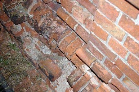 Ремонт цегляних стін