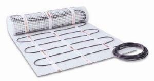 Системи опалення, звані «теплою підлогою»