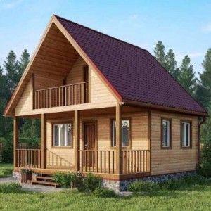 Будівництво і вибір проекту каркасного будинку з лазнею