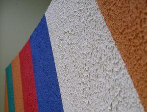 Структурна фарба для стін: ідеальний ремонт своїми руками