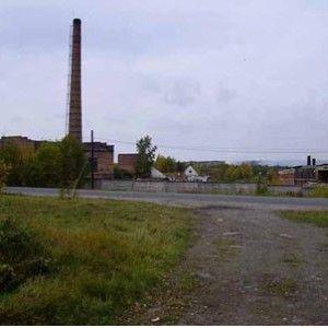 Сулажгорскій цегельний завод