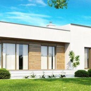 Технологія будівництва одноповерхового каркасного будинку з плоским дахом