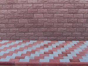 Укладання тротуарної плитки своїми руками