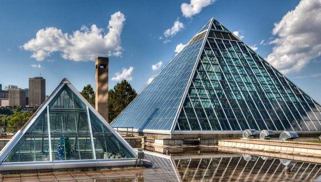 Теплиця-піраміда
