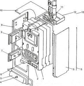 Універсальний котел кчм-5 - надійний опалювальний агрегат, який працює на трьох видах палива