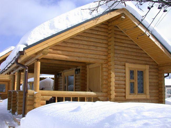 Утеплення дерев`яного будинку своїми руками