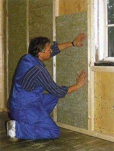 Утеплення внутрішніх стін будинку