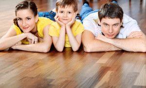 Утеплена підлога в будинку своїми руками
