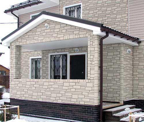Вентильований фасад своїми руками: вибір матеріалу і порядок робіт