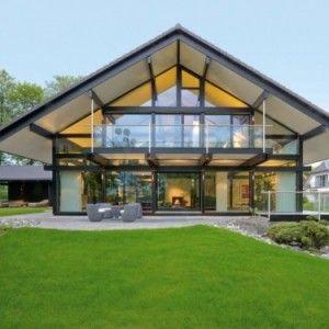 Види і особливості фасадного скління будівель