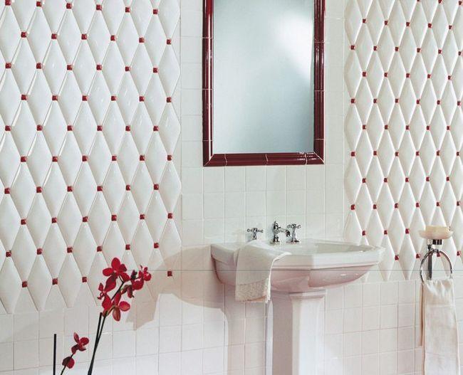 Всілякі варіанти укладання плитки своїми руками, унікальні поради досвідчених майстрів по обробці ванної