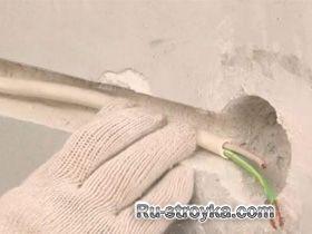 Заміна електропроводки при капітальному ремонті